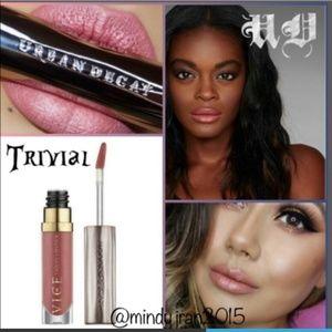 Trivial.Urban decay. 💄 lipstick